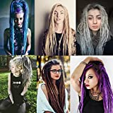Dsoar Dreadlock Extensions Synthetic Dreads