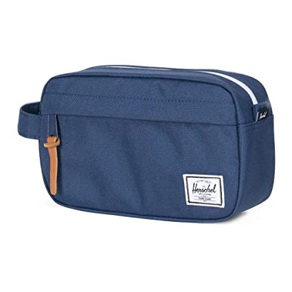 160b4798950d Herschel Men's Chapter Travel Kit Bag-Navy