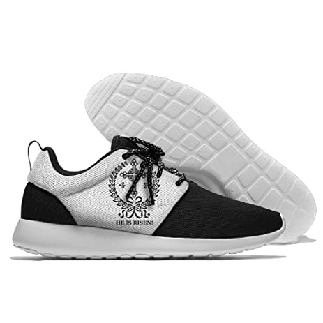 PEACE LOVE IRISH Lightweight Breathable Casual Sports Shoes Fashion Sneakers Shoes