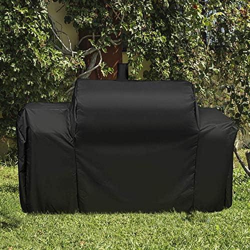 Meubles Housses Couverture Barbecue extérieur Couvert Barbecue Couvert Gril extérieur YZJL (Size : 600D188*105 * 78cm)
