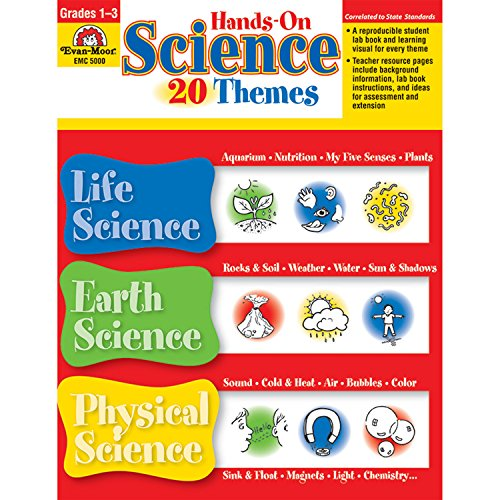 Hands-On Science -- 20 Themes, Grades 1-3