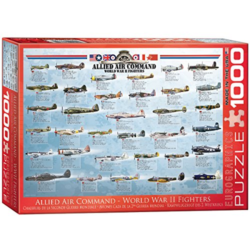 1000 piece puzzles military - 3
