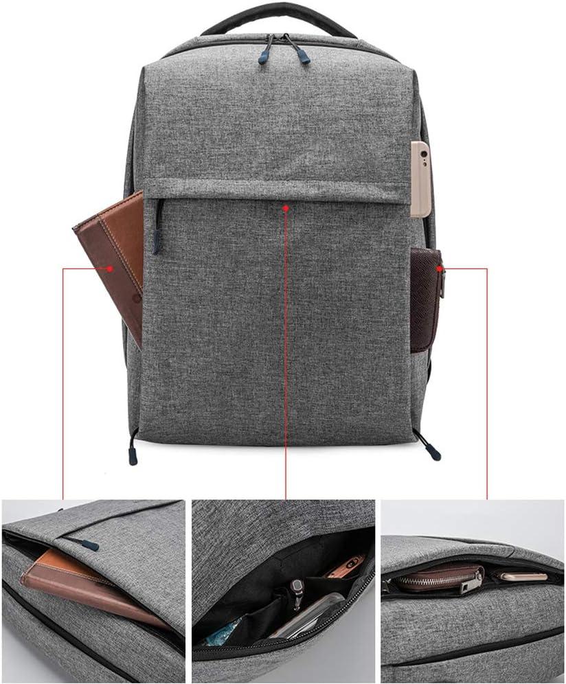 HYJA-Z Computer Bag Shoulder 13.3//14//15.6 inch Men and Women Backpack Notebook Bag Business External USB Portable Charging