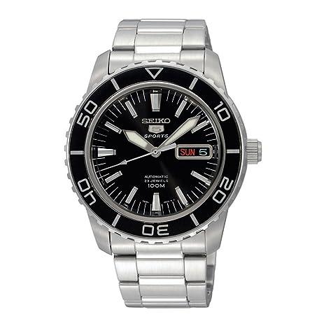 4. Seiko Herren-Armbanduhr SNZH55K1 Test