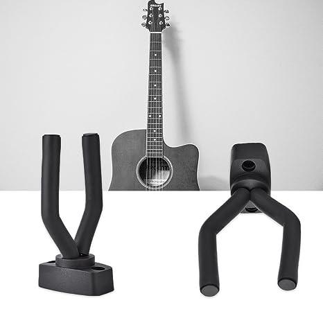 10 pieza ajustables para guitarra colgador gancho de metal soporte ...