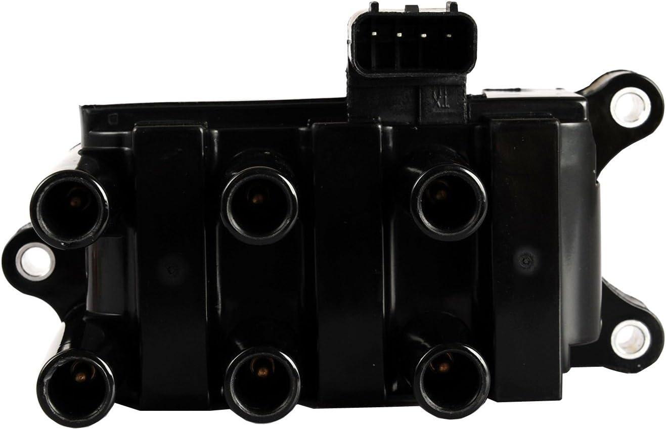B010VZRSZ8 Ignition Coil Pack for 01-08 Ford - F150 Ranger Freestar Mustang Taurus - Mazda B3000 - Mercury Sable Monterey - V6 3.9L 4.0L 4.2L 2.5L 3.0L 3.8L Compatible with C1312 DG485 FD498 61sd78yYm6L