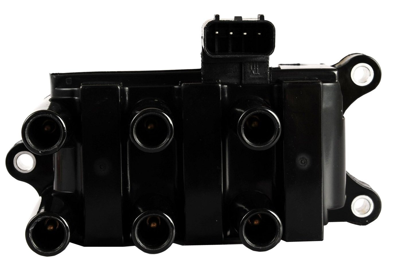 Ignition Coil Pack for Ford - F150 RANGER MUSTANG TAURUS - Mazda Mercury - SABLE - V6 Compatible with C1312 DG485 FD498