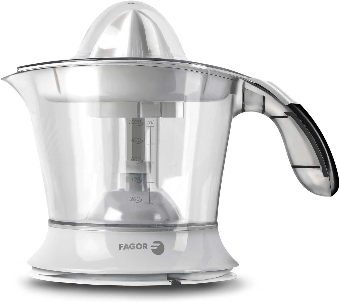 Fagor MZ-1000 Exprimidor, 60 W, 1 l, 2 conos 150 W, 1 Liter ...