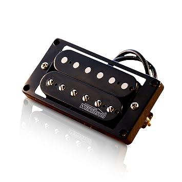 Wilkinson de Hot de pastilla Humbucker para guitarra eléctrica (mwhb) para Gibson Epiphone, etc.: Amazon.es: Instrumentos musicales