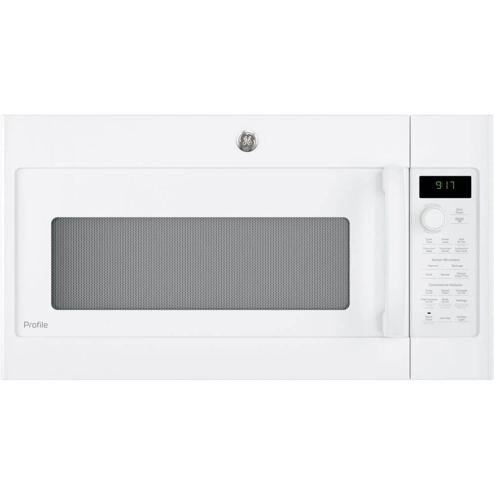 GE PVM9179DKWW Microwave Oven