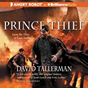 Prince Thief: Tales of Easie Damasco, Book 3 | David Tallerman