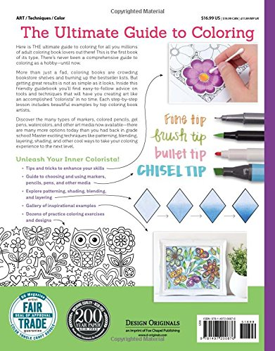 New Guide to Coloring for Crafts...