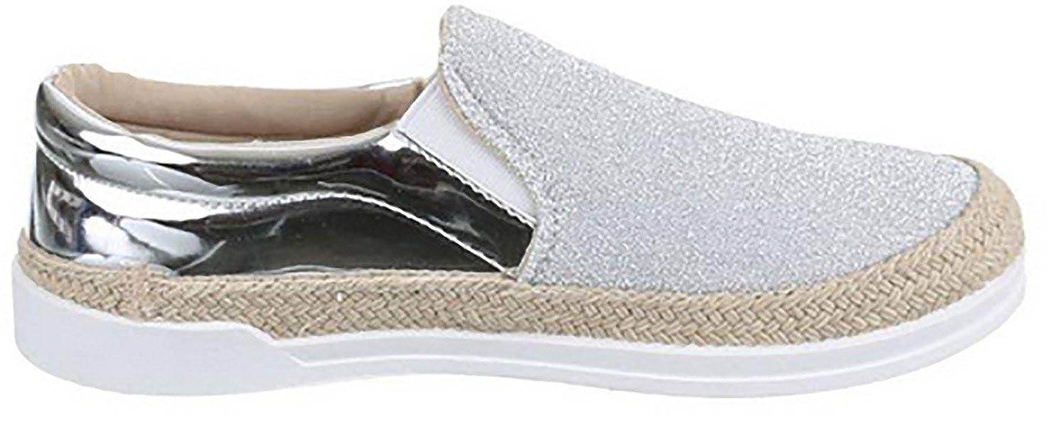 Scarpe donna scarpe vernice scarpe lurex scarpe basse scarpe vernice lurex Argento