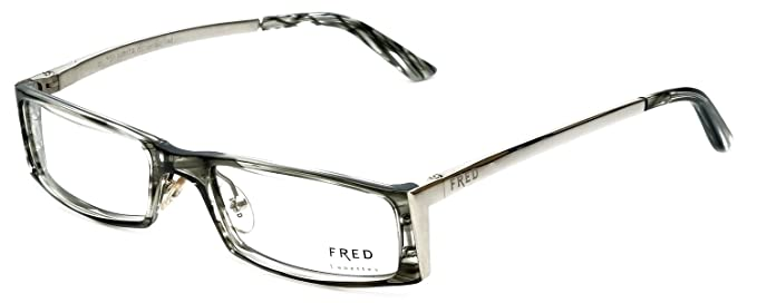 c78c4f28c8f474 Amazon.com  Fred Lunettes Designer Eyeglasses St. Moritz-C1-002 in ...