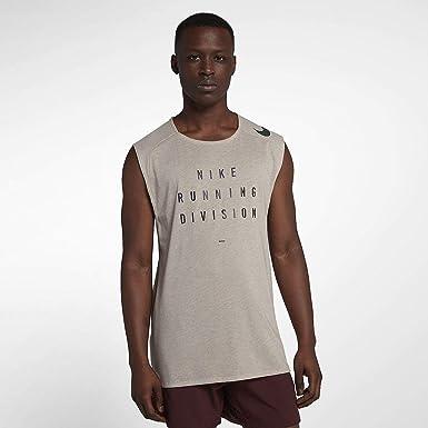 5eb9dcc8405f6 Nike Run Division - Rise 365 Men s Sleeveless Running Top - Medium ...