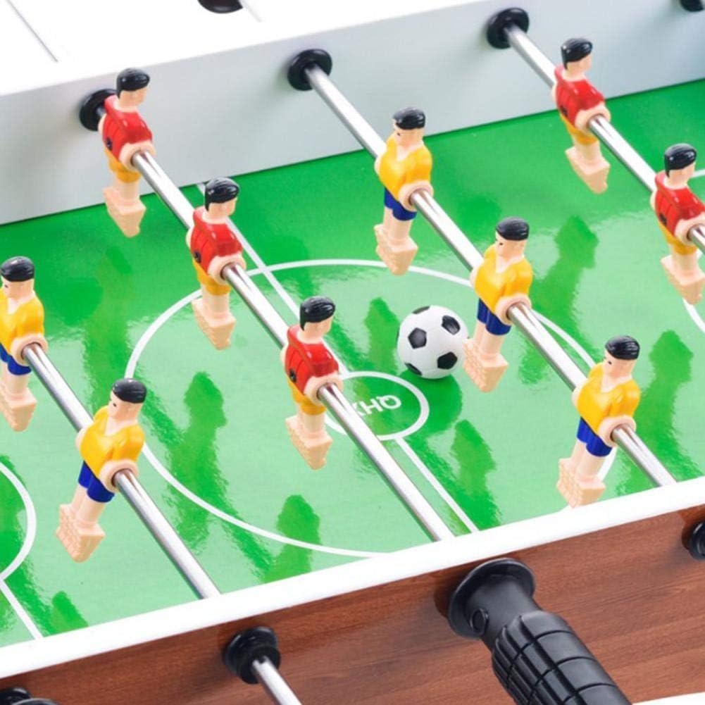 Mini Mesa de Soccer créatrice Grande de Cuadro de futbolín de Six Rods Creativa para los niños: Amazon.es: Hogar