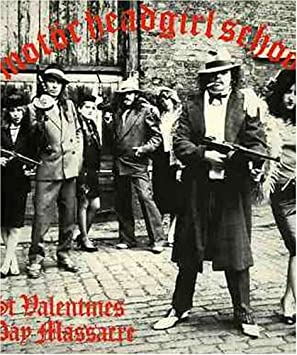 Motorhead Girlschool St Valentines Day Massacre Vinyl Amazon