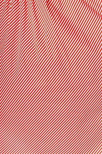 Vietato Annata Rosso Più Rosso Fila Vestito O Il Bianco Retro Blu qqrBPZ
