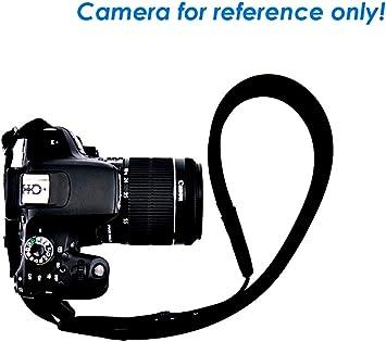 Pro Anti-Slip Neoprene Neck Shoulder Camera Strap Belt For DSLR SLR Canon Nikon