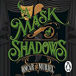 A Mask of Shadows Audiobook