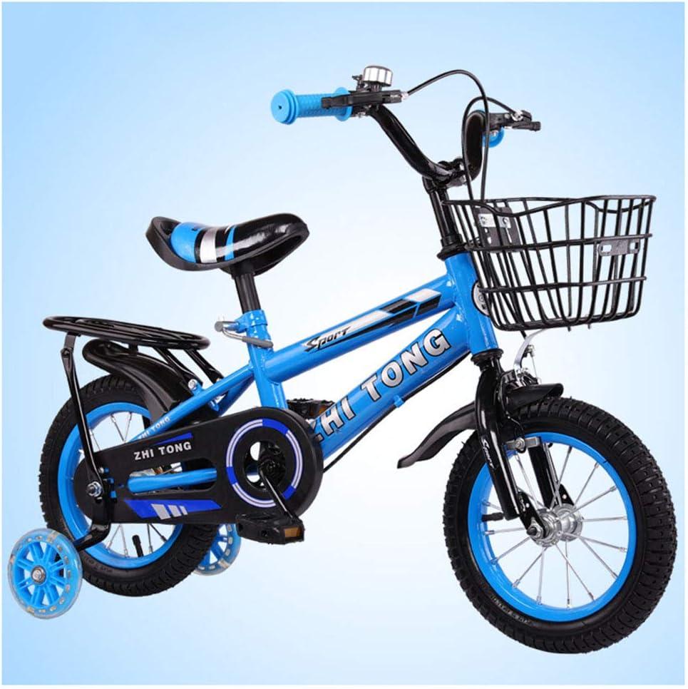 KXDLR Bicicletas para Niños 2-9 Años Niños, 12 14 16 18 Pulgadas ...