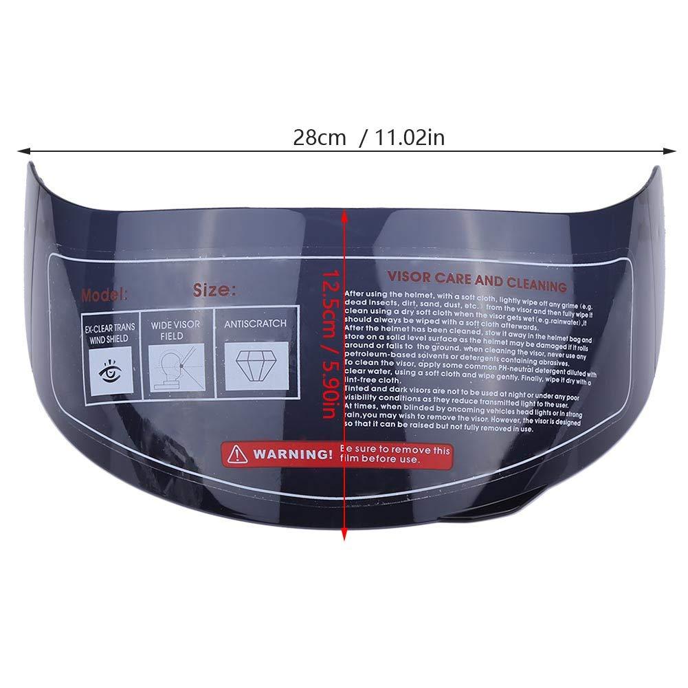Other KIMISS KI6983 Motorcycle Helmet Visor Lens Windshield Replacement for 316 902 AGV K5 K3SV