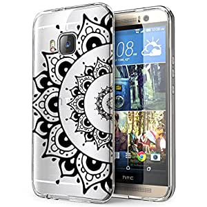 c0048 -Shabby chic Middle East Art Lucky Charm Design htc One M9 Fashion Trend CASE Gel Rubber Silicone All Edges Protection Case Cover