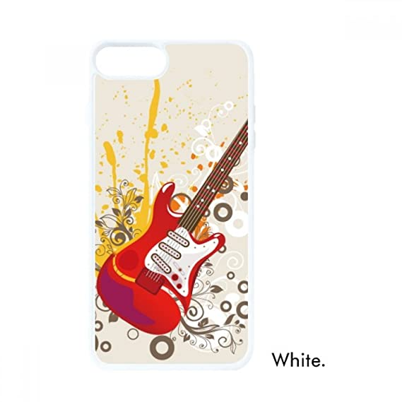 Amazon Com Electric Guitar Jazz Music Culture For Iphone 7 8 Cases
