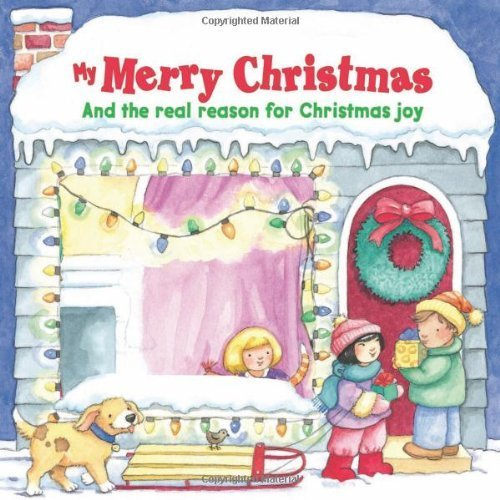 My Merry Christmas: And the Real Reason for Christmas Joy by Sally Lloyd Jones - Clearwater Mall