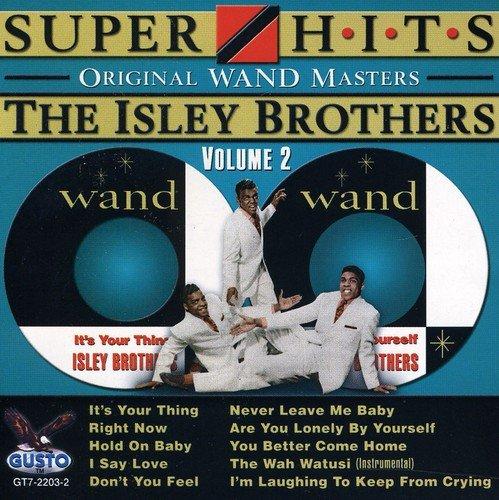 CD : The Isley Brothers - Super Hits, Vol. 2 (CD)