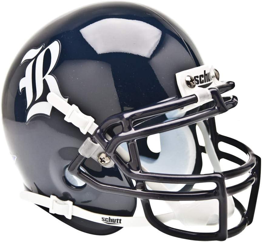 Schutt NCAA Rice Owls Mini Authentic XP Football Helmet