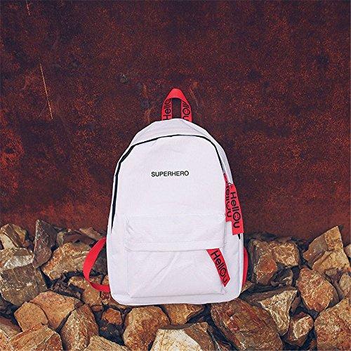 Schreiben schultern Paket Schülerinnen und Schüler Freizeit Reisetasche große Kapazität schulmappen A s2jP6etFRv