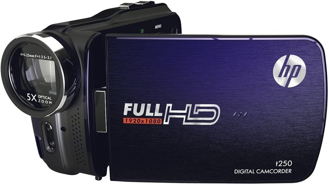 HP Imaging Products Genuine Dig Camcorder 5MP 5X Purple
