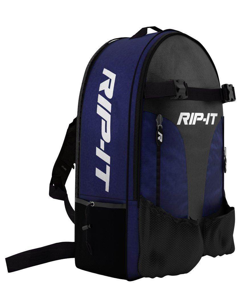 rip-it Baseball / Softball Batバックパック B014RG3RIYネイビー