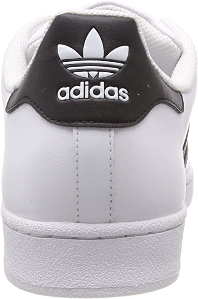 timeless design d9a9d f25cf adidas Unisex-Erwachsene Superstar Low-Top, Weiß (Ftwr White Core Black
