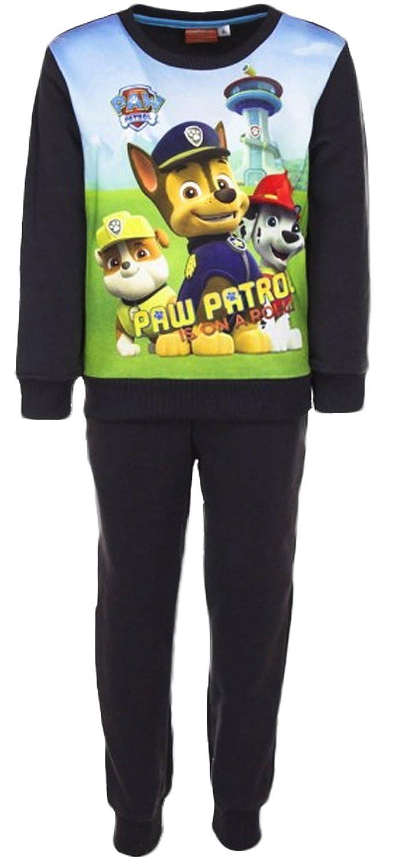 Jungen Nick Paw Patrol Jogginganzug Nickelodeon 21782