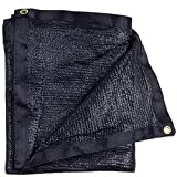 E.share 40% UV Shade Cloth Black Premium Mesh