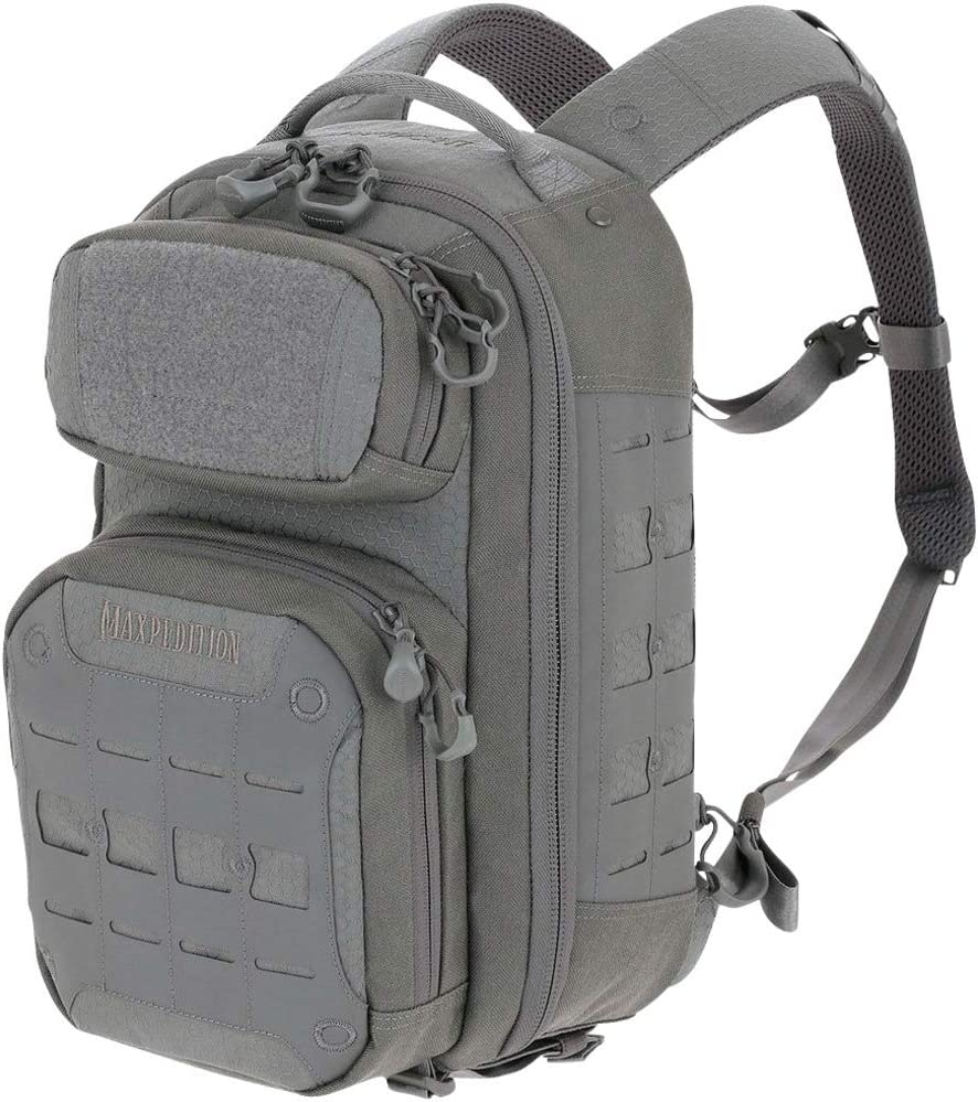 Maxpedition Gear RPTGRY Riftpoint Tactical & Duty Equipment, Gray