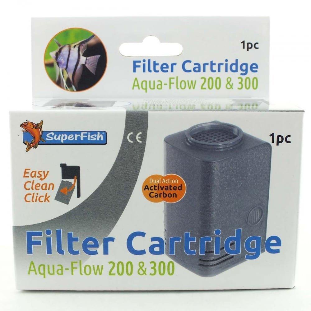 Superfish aquarium fish tank aqua 60 - Superfish Aqua Flow 200 Easy Click Cartridge