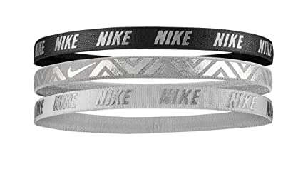 a61580f27dc19 Image Unavailable. Image not available for. Color  NIKE Women s 3 Pack  Metallic ...