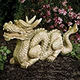 Best Garden Statues - Bits and Pieces - Roderic the Dragon Garden Review