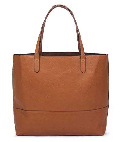 Overbrooke Large Vegan Leather Tote