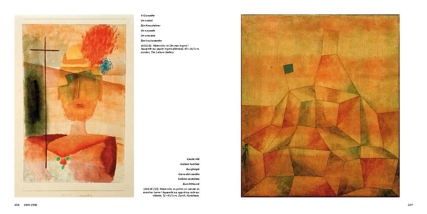 Paul Klee: Hajo Düchting, Kathrin Jurgenowski: 9782809914276: Amazon.com: Books
