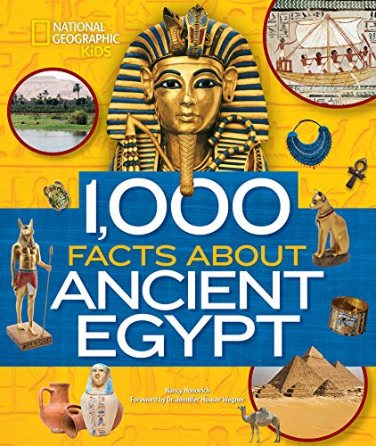 1,000 Facts About Ancient - Ancient Egypt Art