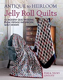 Jelly Roll Dreams: 12 New Designs for Jelly Roll Quilts: Pam ... : jelly roll quilt pattern books - Adamdwight.com