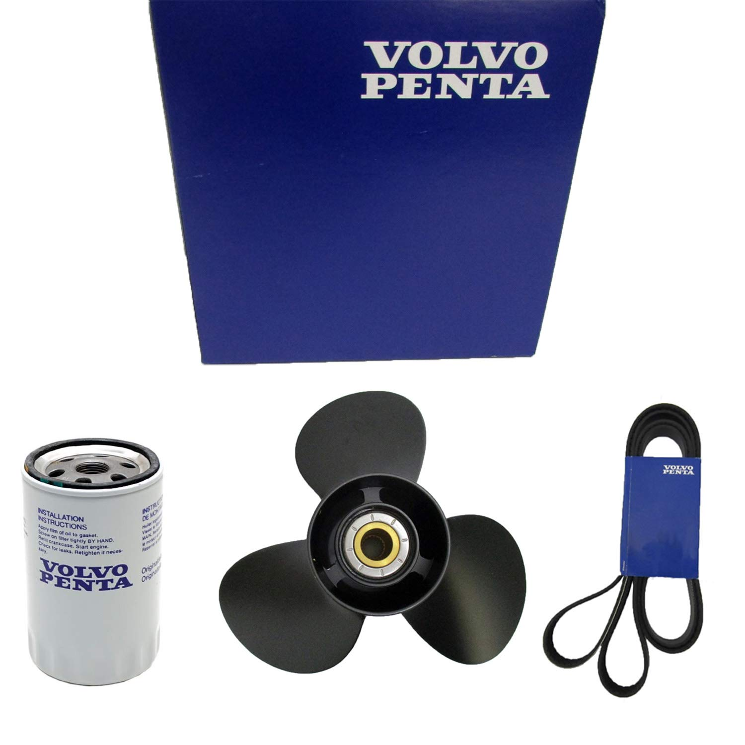 OEM Volvo Penta Fuel / Water Separator Filter