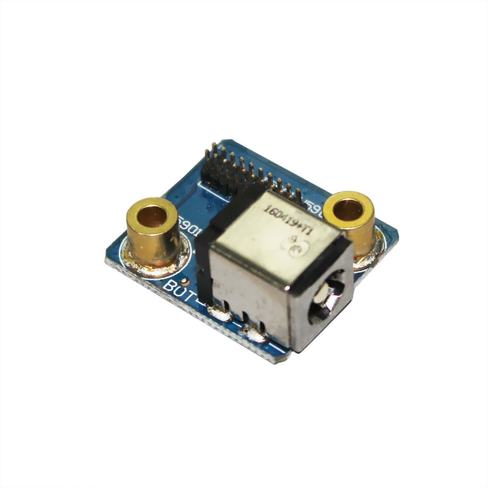 GinTai DC Power Jack Board Charging Port for Asus RoG G75 G75V G75VX G75VW G75VM G75VX-BHI7N1 69N0NQC10C01 by GinTai (Image #4)