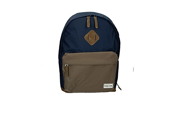 cb36ee038e46 Backpack boy PRO-DG bag free time school blue VZ650: Amazon.co.uk: Clothing