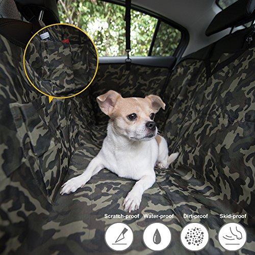 OneTigris Dog Car Seat Cover