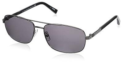 63166a60f3c Amazon.com  Ermenegildo Zegna Men s EZ0012 Sunglasses